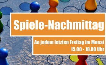 Spielenachmittag in der Stadtbibliothek Siegen
